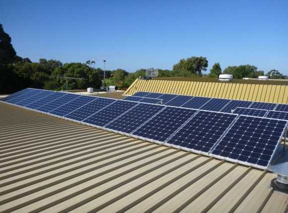 Seniors Centre; City of Cockburn – 8kW GC tilt frame