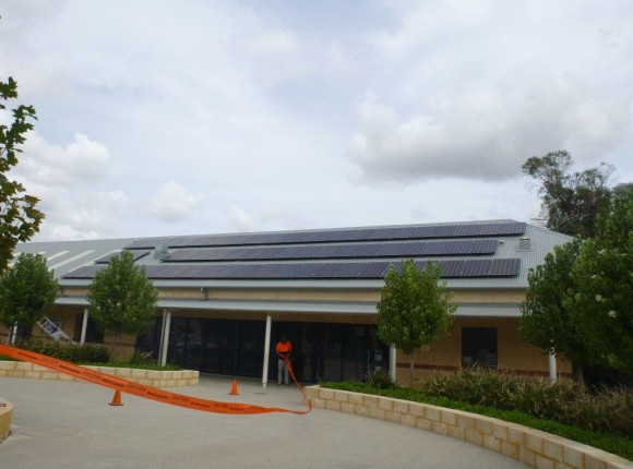 Notre Dame Primary; Cloverdale – 17kW GC