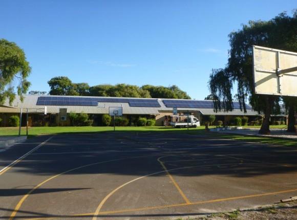 St Joseph's Primary; Busselton – 30kW GC