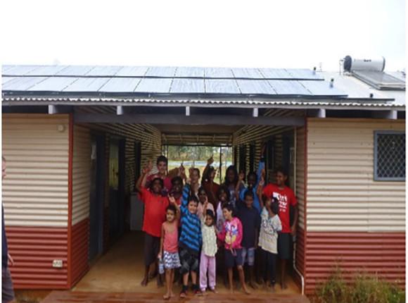 Nyikina Mangala Community School; Jarlmadangah Burru Derby – 13kW