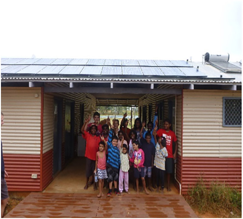 Nyikina Mangala Community School Jarlmadangah Burru Derby
