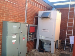 Emmaus Christian College - Inverter station