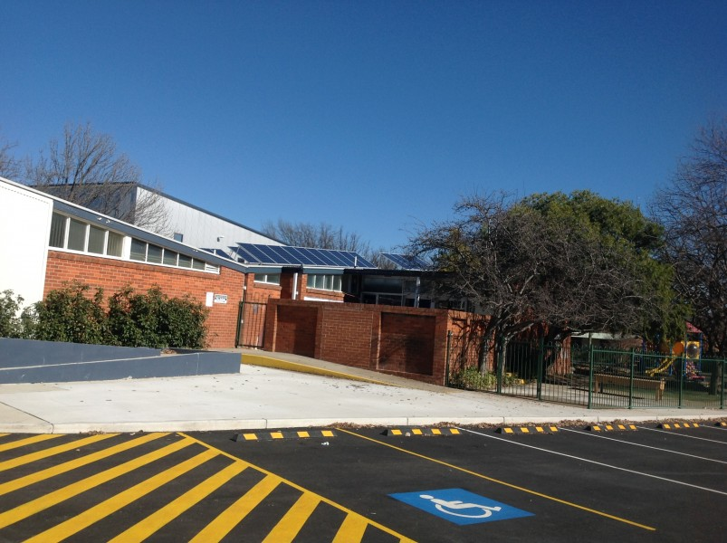 Emmaus Christian College 5kw Tilt Upgrade Micro Energy