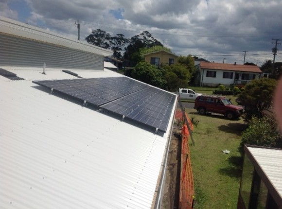 5kW new build – Tuross Heads