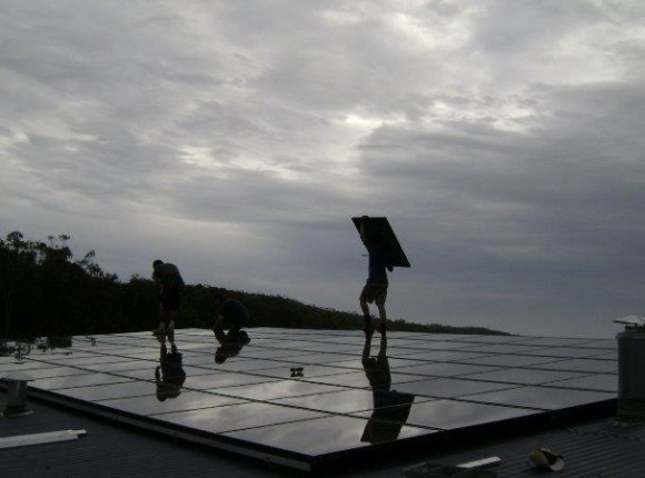 Private Installation; Margaret River – 5kW SPS thin film