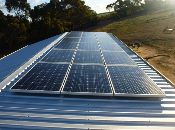 Private Installation; Calingiri – 5kW SPS