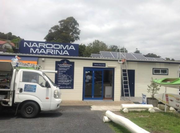 Narooma Marina 5kW