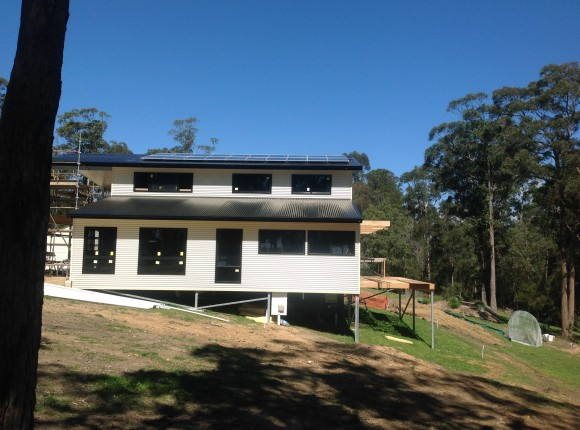5kW new build – Bodalla